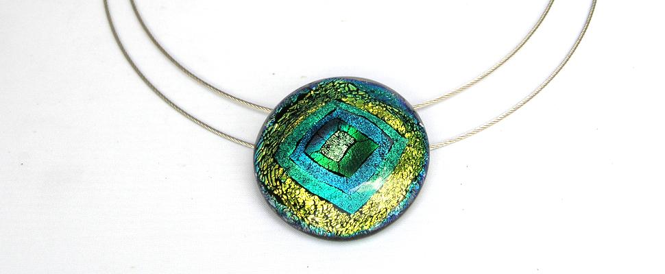 Galerie glaswerk schmuck und modeschmuck aus glas for Gartenschmuck aus glas